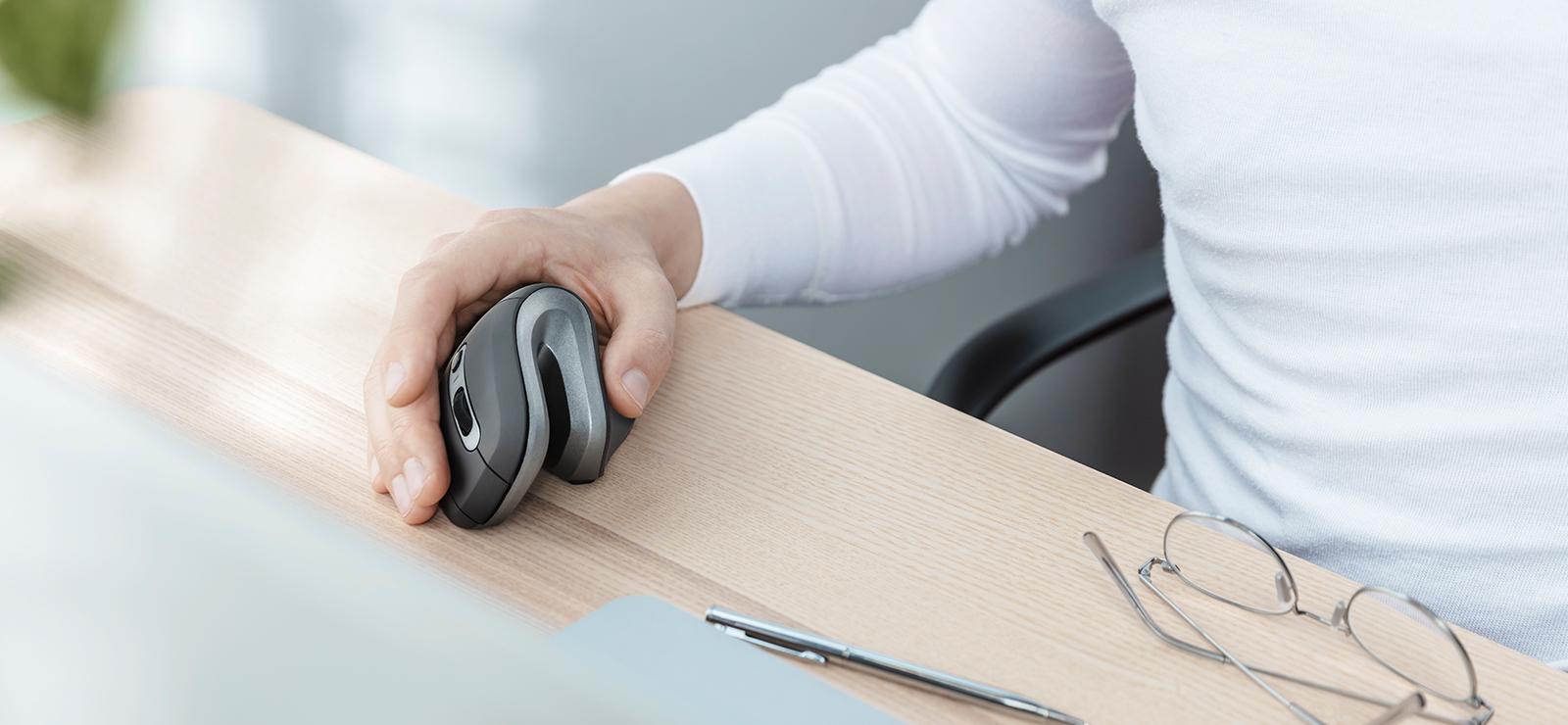 B2B office ergonomic header