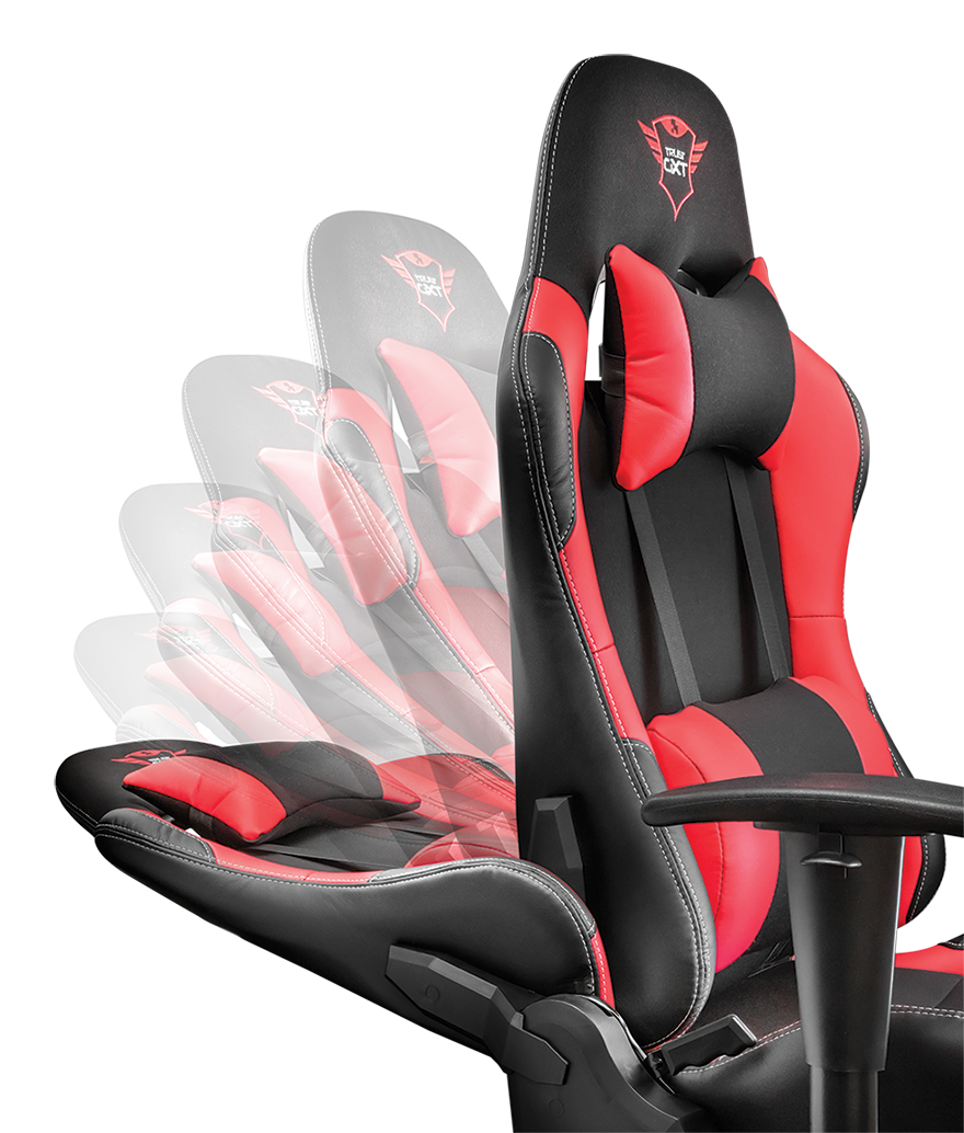 ... Meaning You Could Even Put The Back Rest Flat For A Quick Rest After A  Sweeping Victory! To Top It Off, The Seat Can Be Tilted For Even More  Comfort.