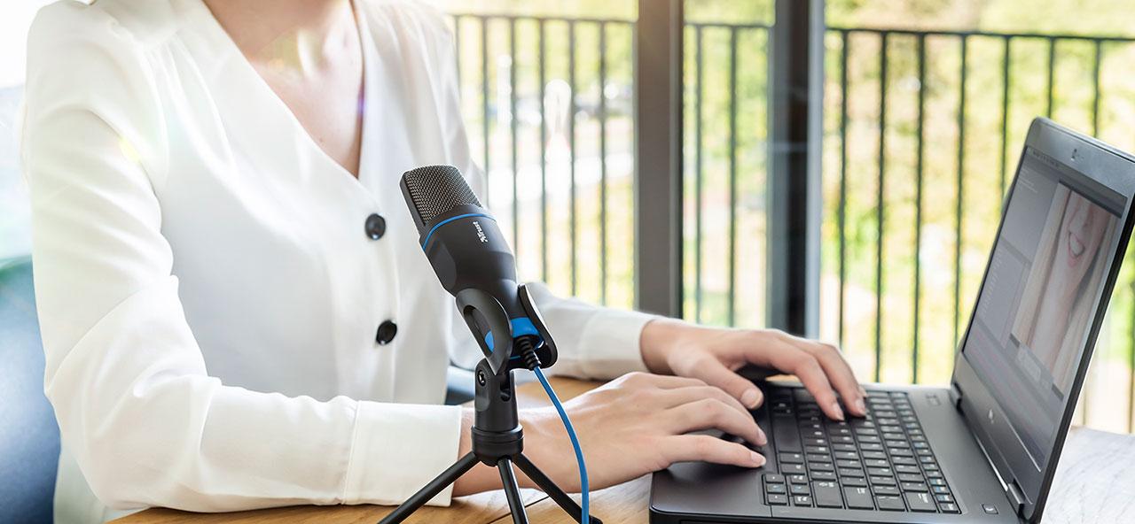trust - microphones
